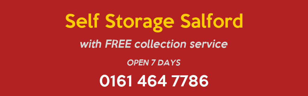 Self Storage Salford